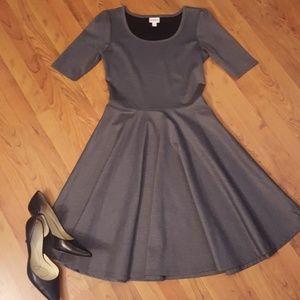 EUC LuLaRoe Nicole dress - Retired style
